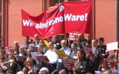 Der Protest der Deutschen Orchestervereinigung