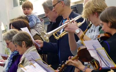 Minden singt – Im Einklang mit Beethoven und Schiller